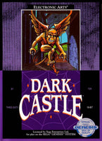 Dark Castle (Sega Genesis) (Pre-Played - Game Only)