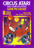 Circus Atari (Atari 2600) (Pre-Played - Game Only)