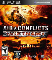 Air Conflicts Vietnam (Playstation 3) (Pre-Played - CIB - Good)