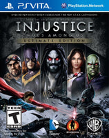 Injustice Gods Among Us Ultimate Edition (Playstation Vita) (Pre-Played - Game Only)