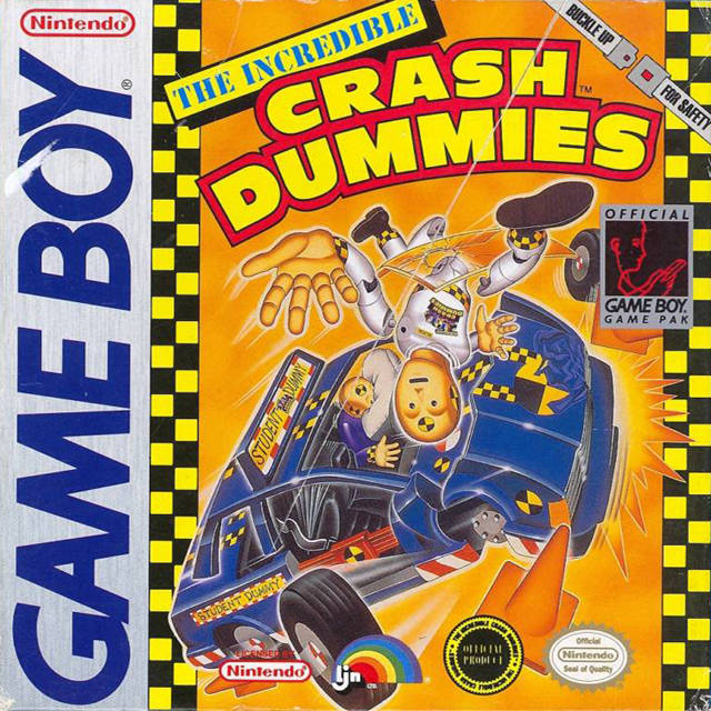 Crash Dummies (Gameboy) (Pre-Played - Game Only)