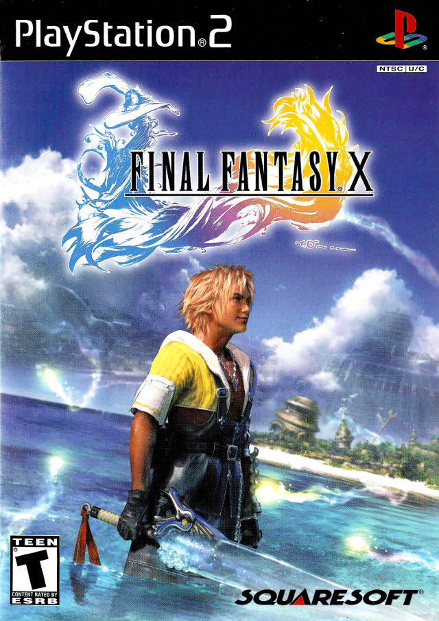 Final Fantasy X (Playstation 2) (Pre-Played - Game Only)
