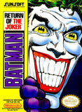 Batman Return Of The Joker (Nintendo NES) (Pre-Played - Game Only)