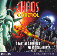 Chaos Control (CD-I) (Good)