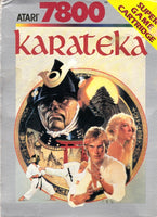 Karateka (Atari 7800) (Pre-Played - Game Only)