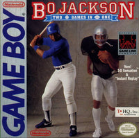 Bo Jackson Hit and Run (Gameboy Color) (Pre-Played - Complete - Good Condition)