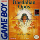 Daedalian Opus (Gameboy) (Pre-Played - Game Only)