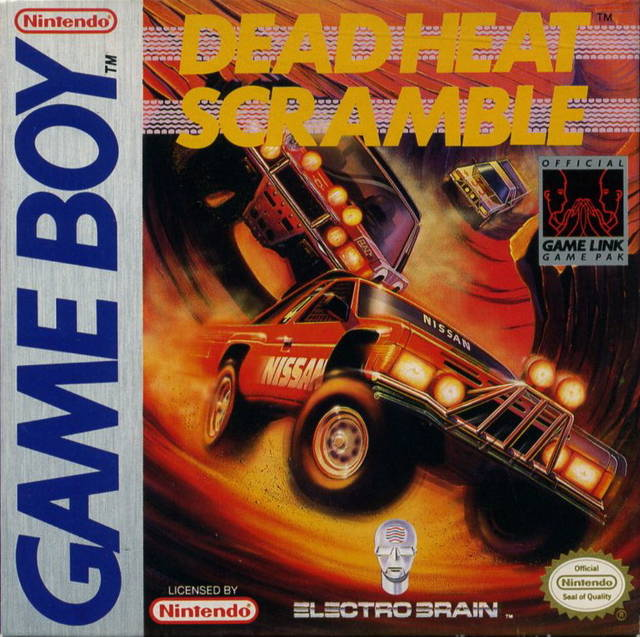 Dead Heat Scramble (Gameboy) (Pre-Played - Game Only)