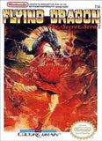 Flying Dragon: The Secret Scoll (Nintendo NES) (Pre-Played - Game Only)