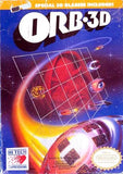 ORB 3D (Nintendo NES) (Pre-Played - Game Only)