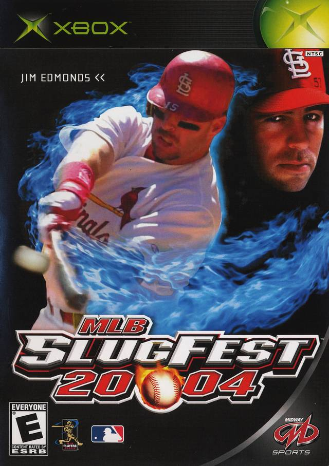 MLB Slugfest 20-04 (Xbox) (Pre-Played - Game Only)