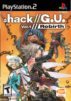 .hack//G.U. Vol. 1//Rebirth (Playstation 2) (Pre-Played - CIB - Good)