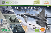 Ace Combat 6: Fires of Liberation Bundle (Xbox 360) (Pre-Played - Game Only)