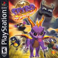 Spyro Year of the Dragon (Playstation) (Very Good)