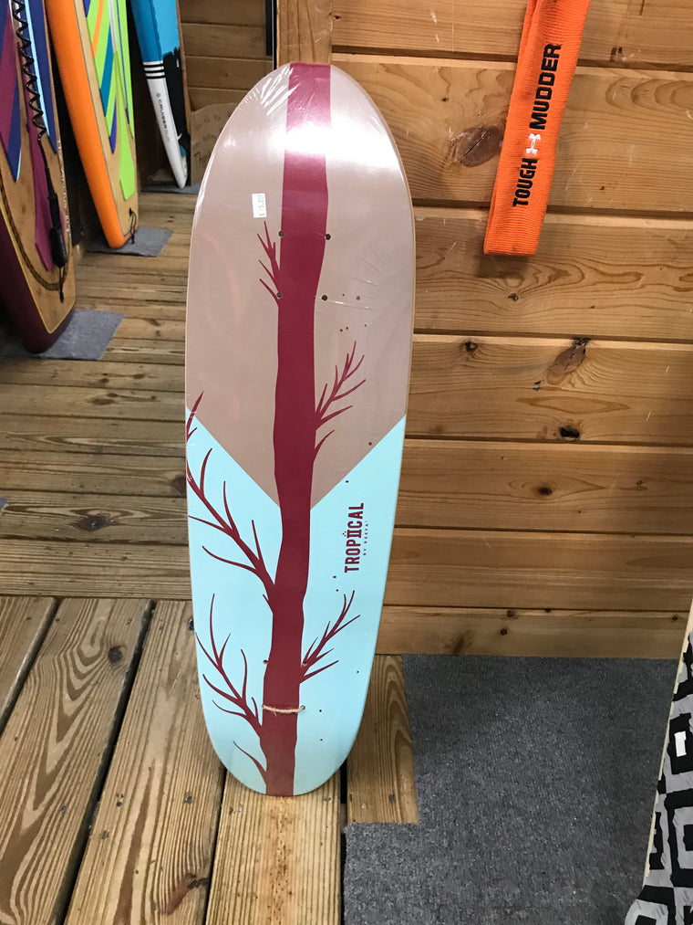 "Tropical 31"" Deck"