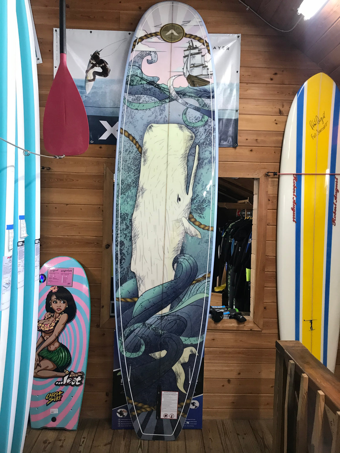 "Pulse 11'4"" Moby"