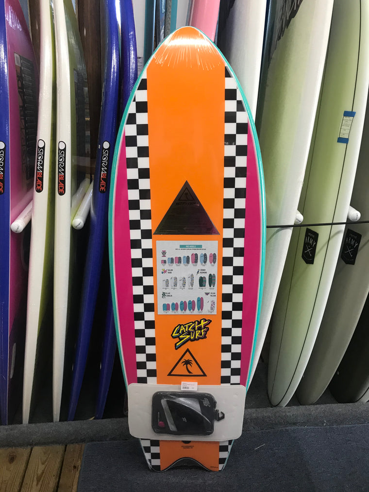 "Catch Surf 5'6"" Heritage series soft"