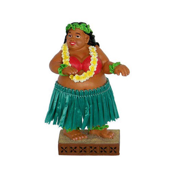 "KC Hawaii ""Sweet KeAloha"" Dashboard Hula Doll"