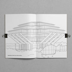 The Brutalist Coloring Book inside pages