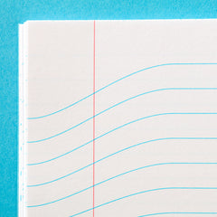 The Inspiration Pad / lines close up