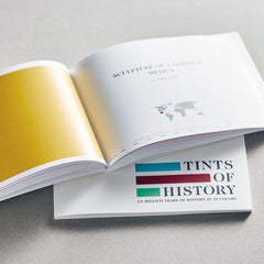 Tints Of History cover and color