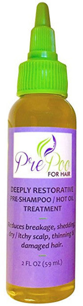 PrePoo For Hair
