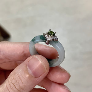 JADE BY RYO: AYU JADE RING