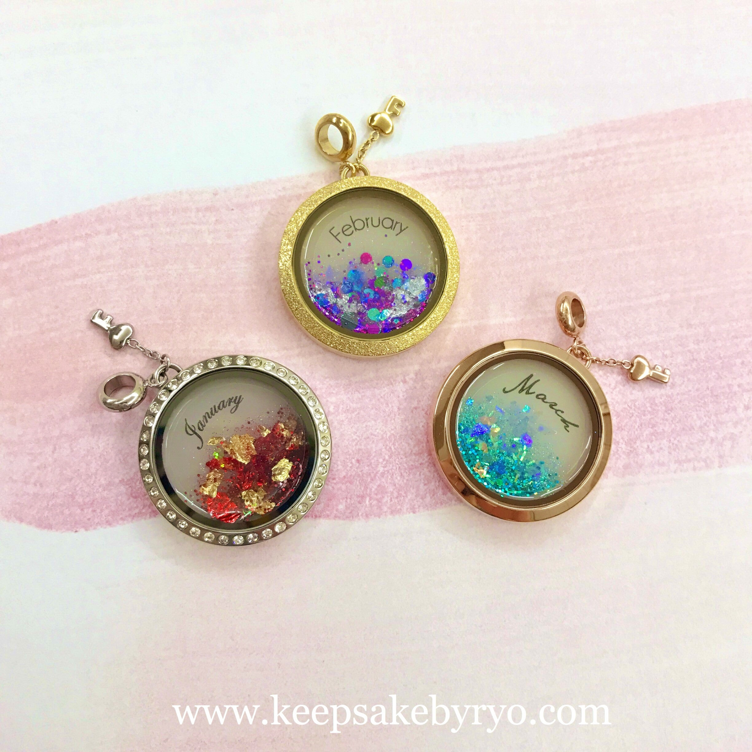 memory lily blanche jewellery pendant rosegold base locket vermeil keeper gold rose lockets memorykeeperpendant