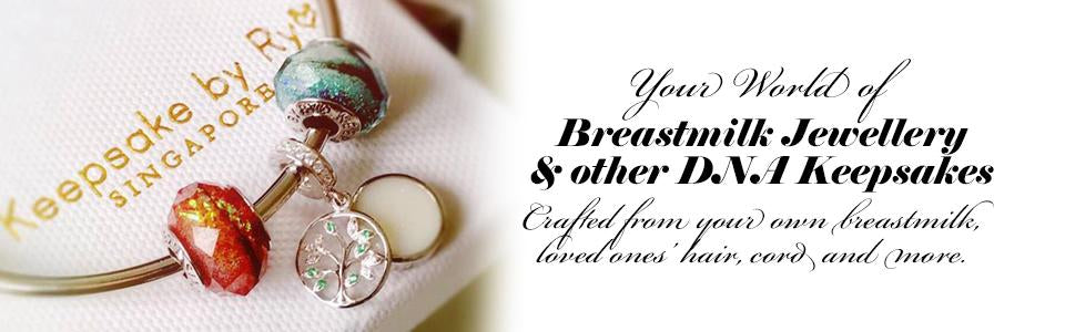 all breastmilk jewellery products