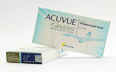 ACUVUE OASYS 6pc (3MONTHS)