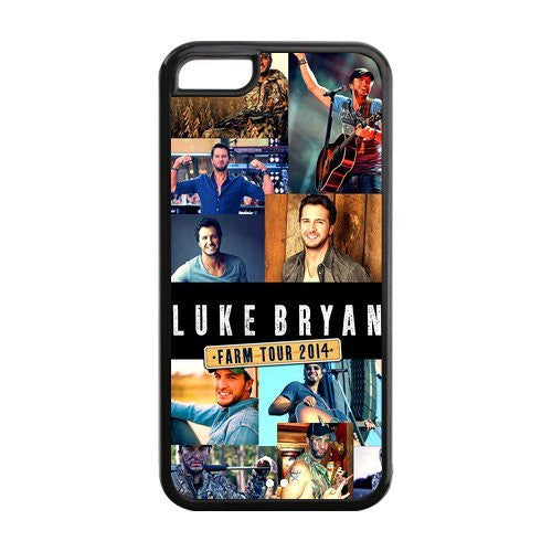 (Limited Edition) Luke Bryan Farm Tour 2014 Case for iPhone / Samsung - jStorePlus