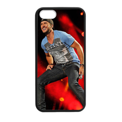 Luke Bryan in the concert phone cases (type 4) for iPhone / Samsung - jStorePlus