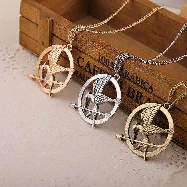 The Hunger Games Mockingjay Necklaces Package - jStorePlus - 1