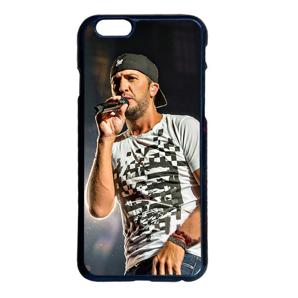 (New Arrival) Luke Bryan in the concert phone cases (type 3) for iPhone / Samsung - jStorePlus