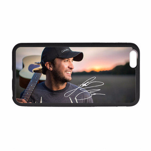 Luke Bryan playing guitar phone cases for iPhone / Samsung - jStorePlus