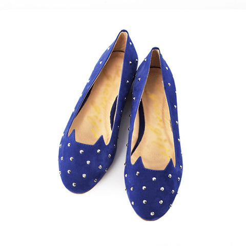 (New Arrival) Sexy Kitty Cat Face Metal Rivets Shoes - jStorePlus - 1