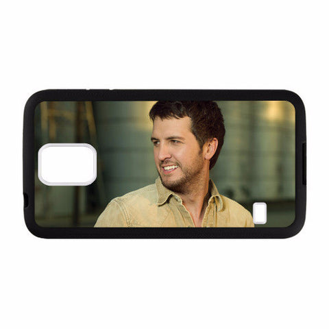 Luke Bryan on Charming Smile phone case for iPhone - jStorePlus