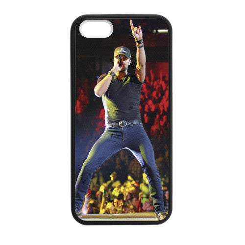 (New Arrival) Luke Bryan in the concert phone cases (type 1) for iPhone / Samsung - jStorePlus