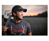 Luke Bryan Wall Sticker Poster - jStorePlus - 1