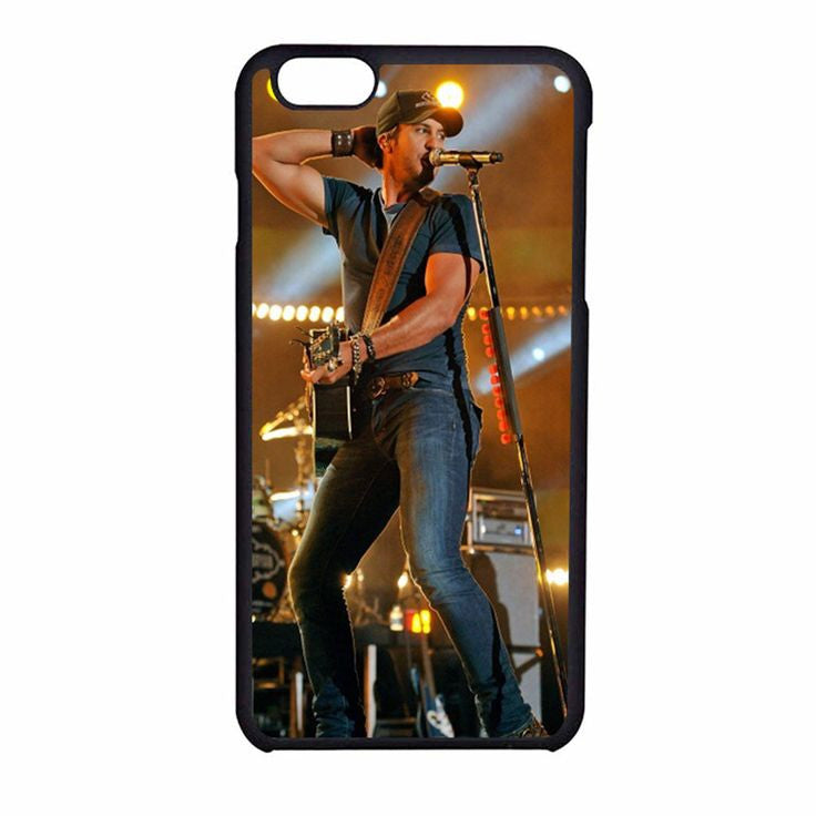 Luke Bryan Plastic Cell Phones Cover Case for iPhone 6/6s - jStorePlus - 2