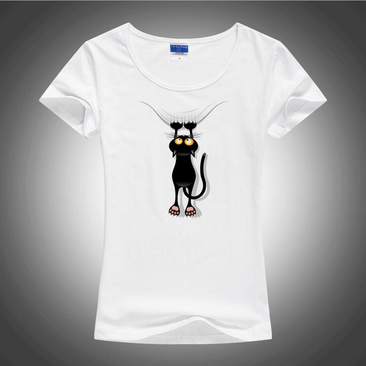 3D Naughty Black Cats Shirt - jStorePlus - 3