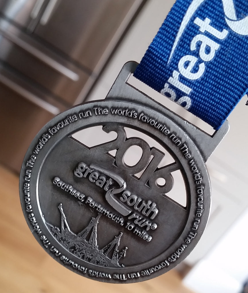 Great South Run - A magical experience