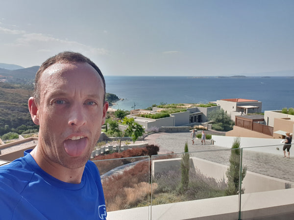 Do you take your running gear on holiday with you...... and actually use it?!