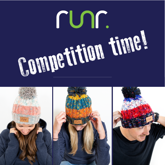 Win a bundle of runr winter goodies worth over £100! CLOSED