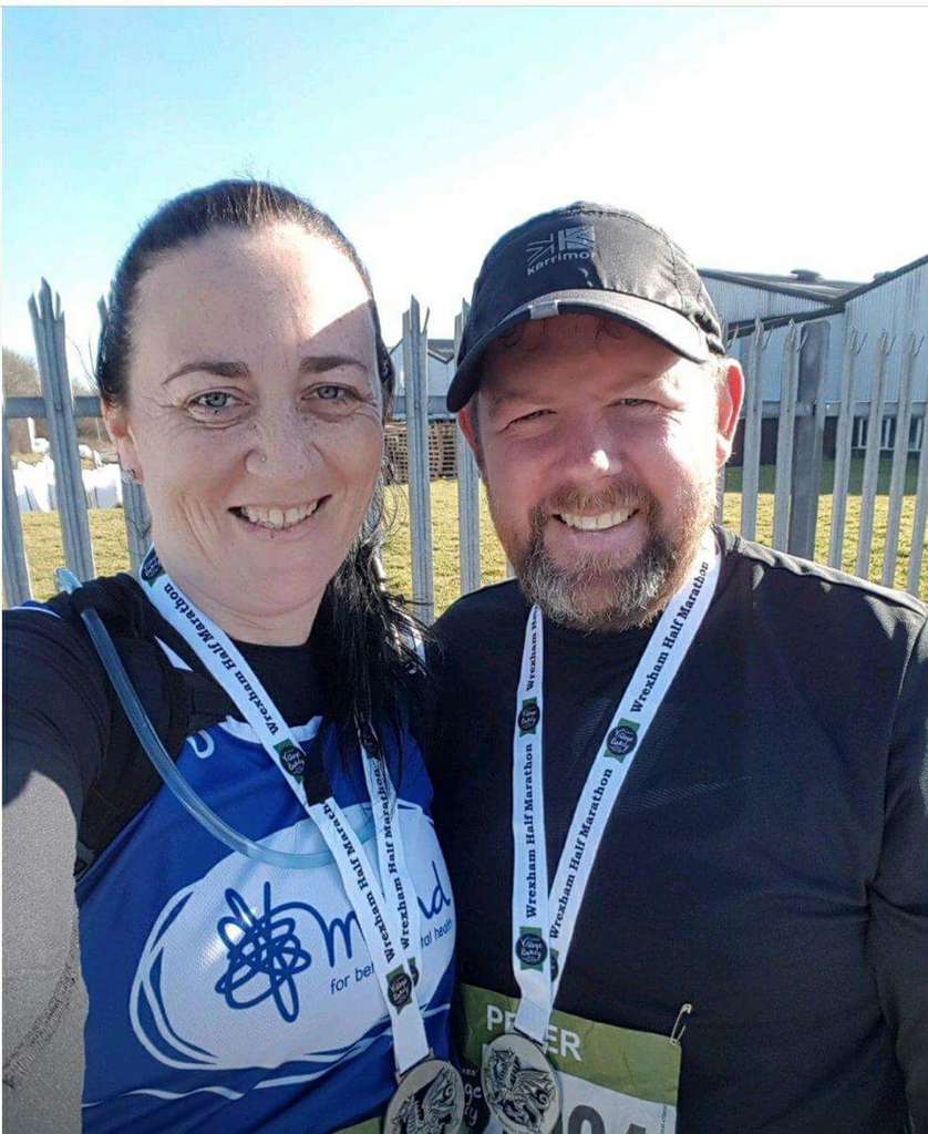 Miles For Mind - Why I Run - by Hazel Parry