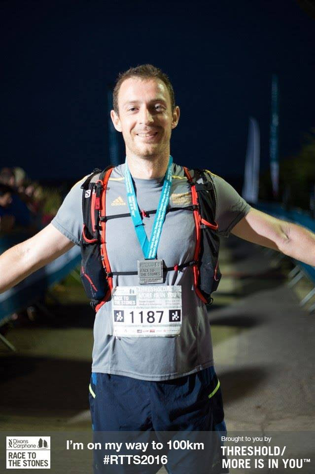Race to the Stones - 10 questions on ultramarathon running.