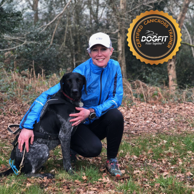 Running With My Dog - Fitter Together