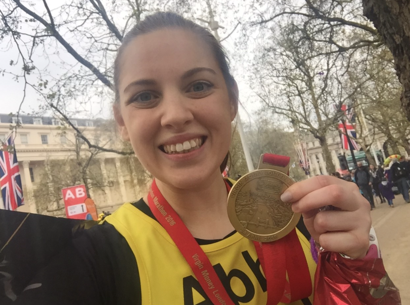 Miles For Mind - How My Love For Running Began by Abby Davies
