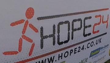 Hope 24 - a weekend of running and having fun!