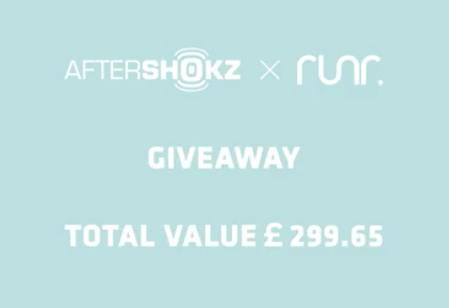 runr & Aftershokz competition!